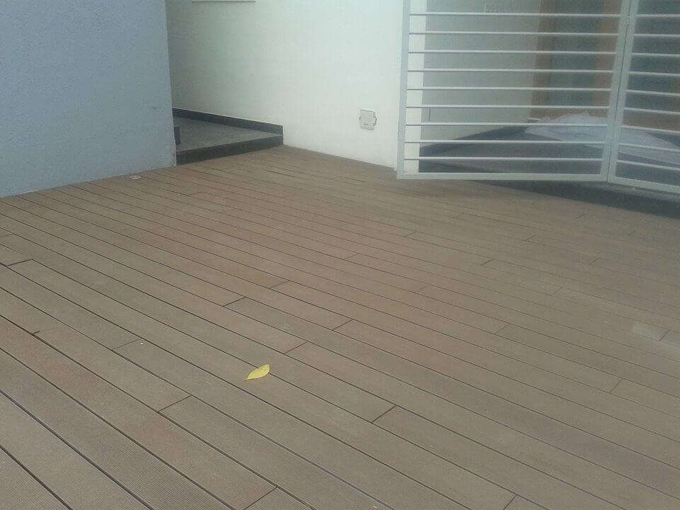 WPC Deckings And Floorings