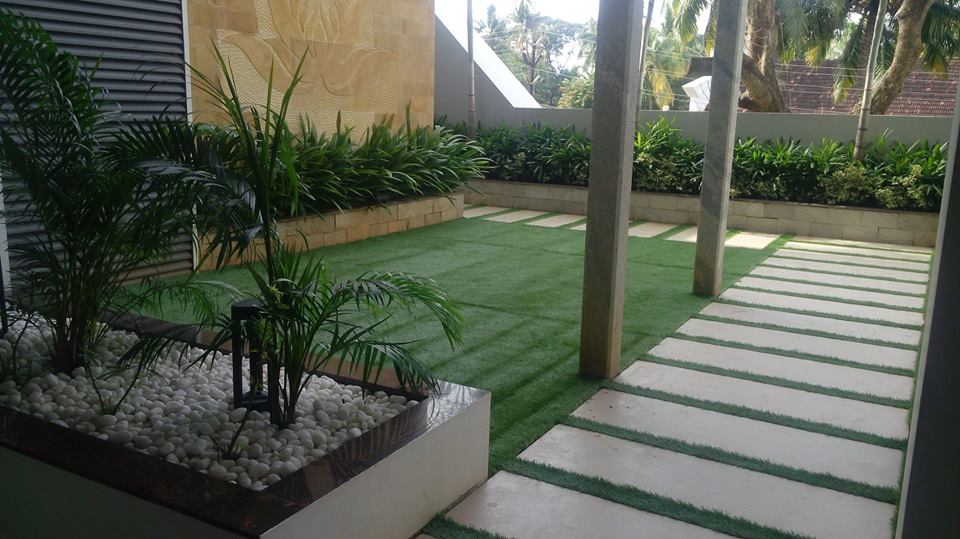 Landscaping with Paving Stones