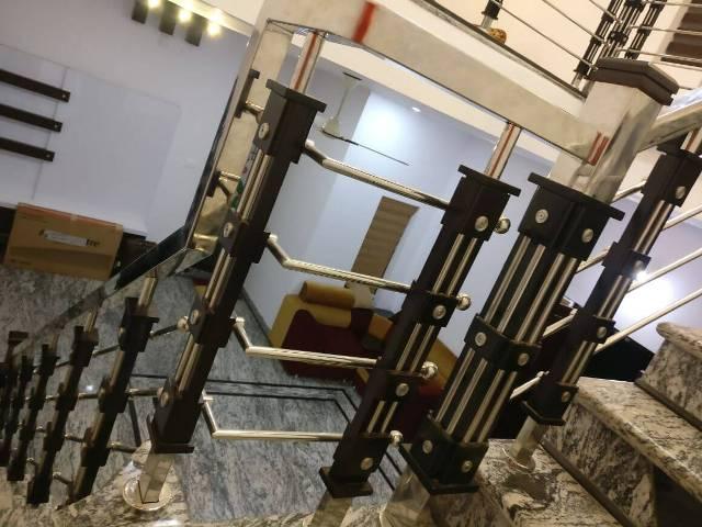 43 Latest Trendy Handrails And Glass Works Kochi Kerala