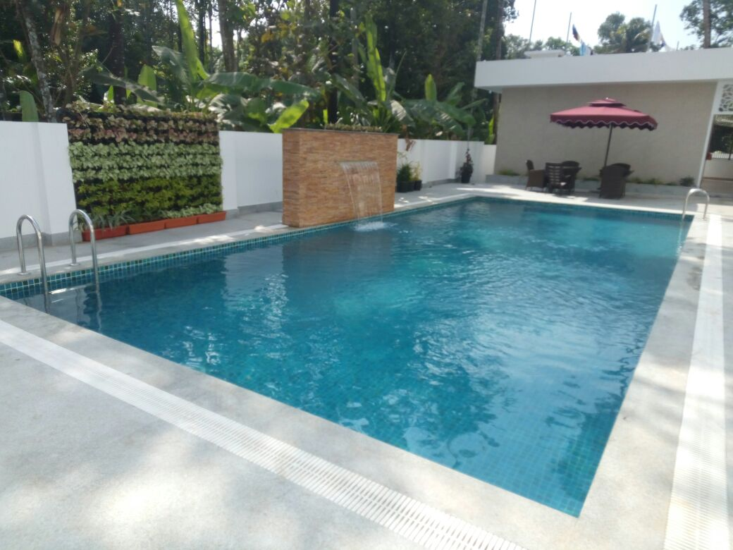 Swimming Pool Construction And Designing Kochi Kerala